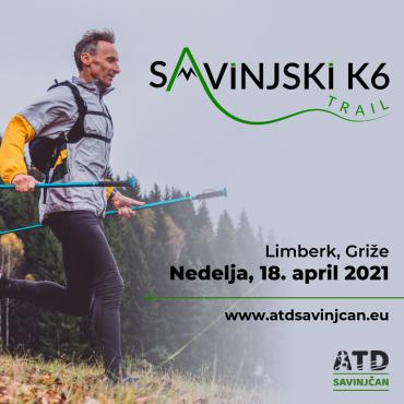 1. SAVINJSKI K6 TRAIL 2021
