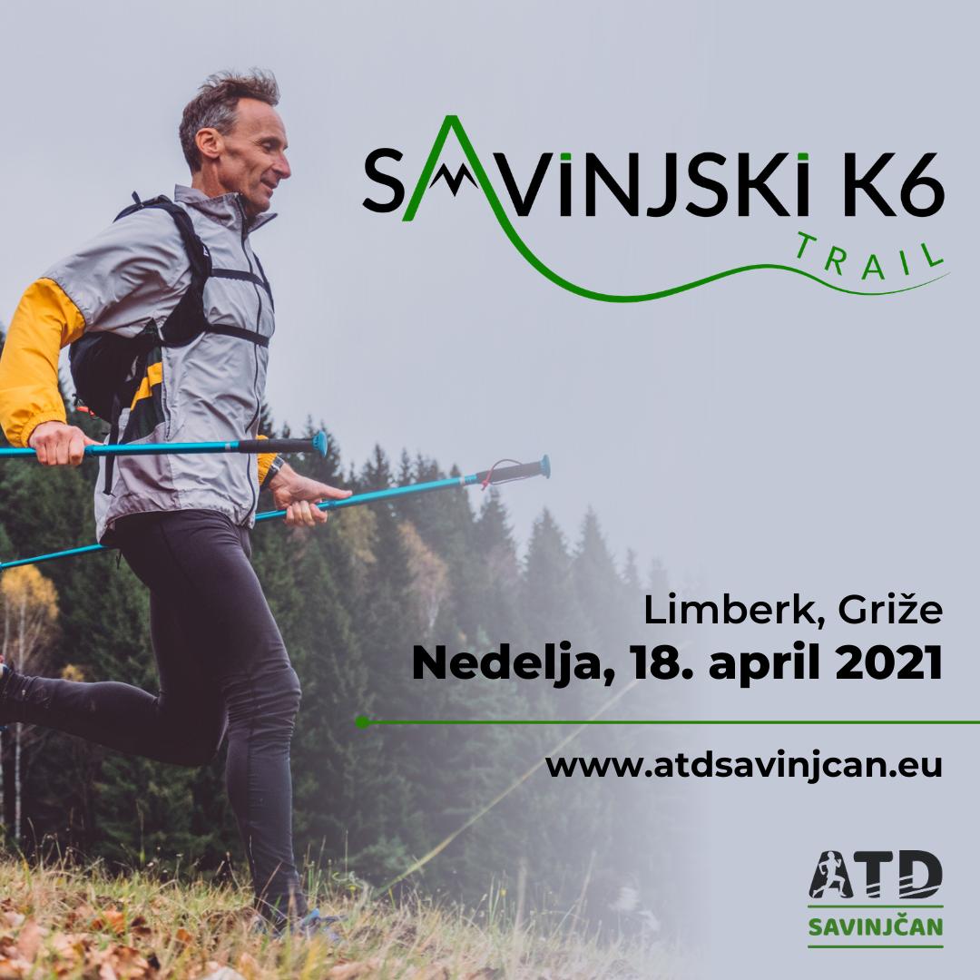 SAVINJSKI K6 TRAIL 2021