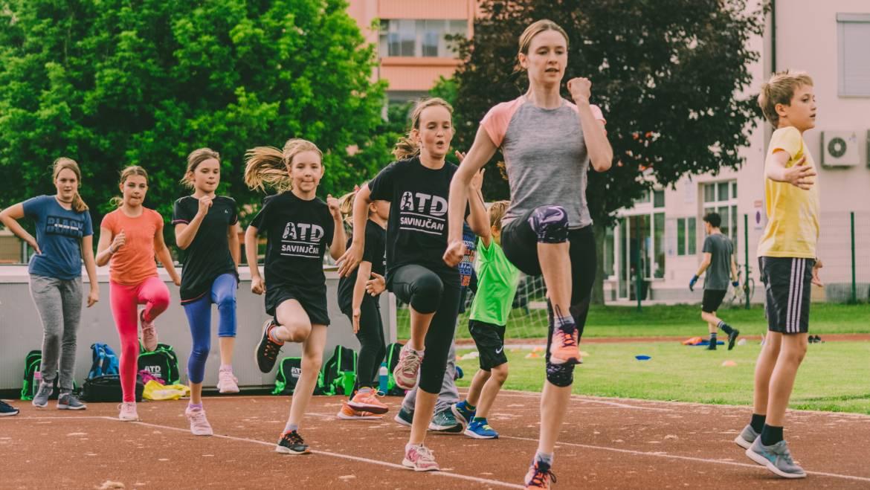 Atletska šola